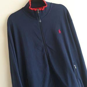 Polo Ralph Lauren Athletic Interlock Track Jacket